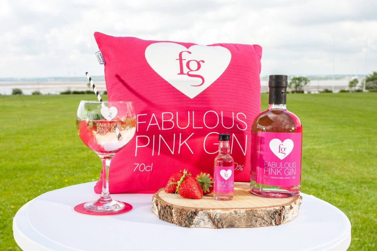Fabulous Pink - Fabulous Gin Company in Top 30 Gin blogs