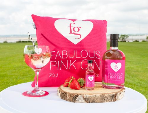 Fabulous Pink Gin- Fabulous Gin Company in Top 30 Gin Blogs