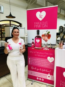 Fabulous Pink Gin - Pop Up Shop