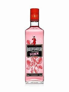 best pink gins - beefeater pink gin
