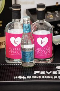 Fabulous Pink Gin with Fever-Tree