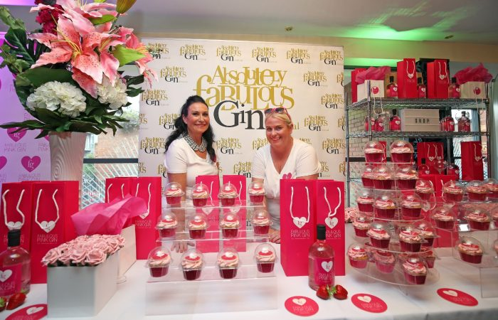 press release fabulous pink gin