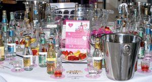 Fabulous Pink Gin Tasting