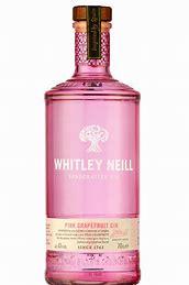best pink gins - whitley neill grapefruit