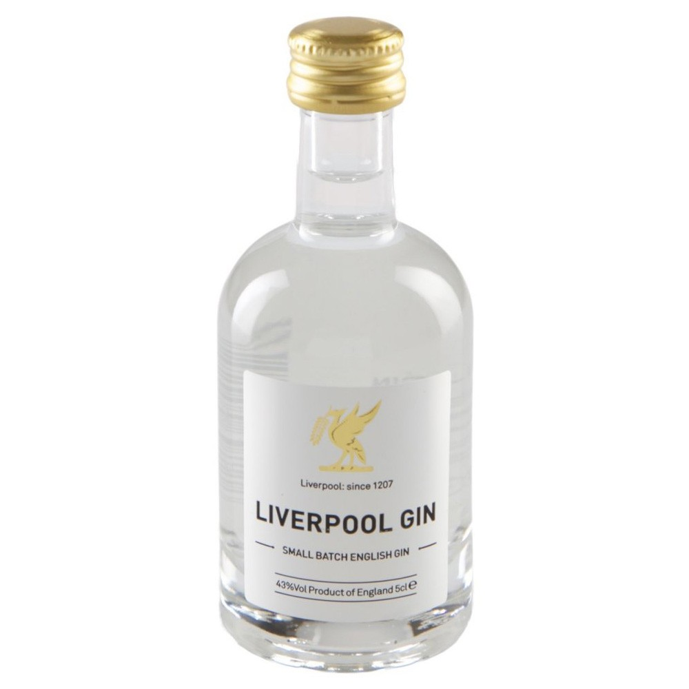 liverpool Original gin miniature