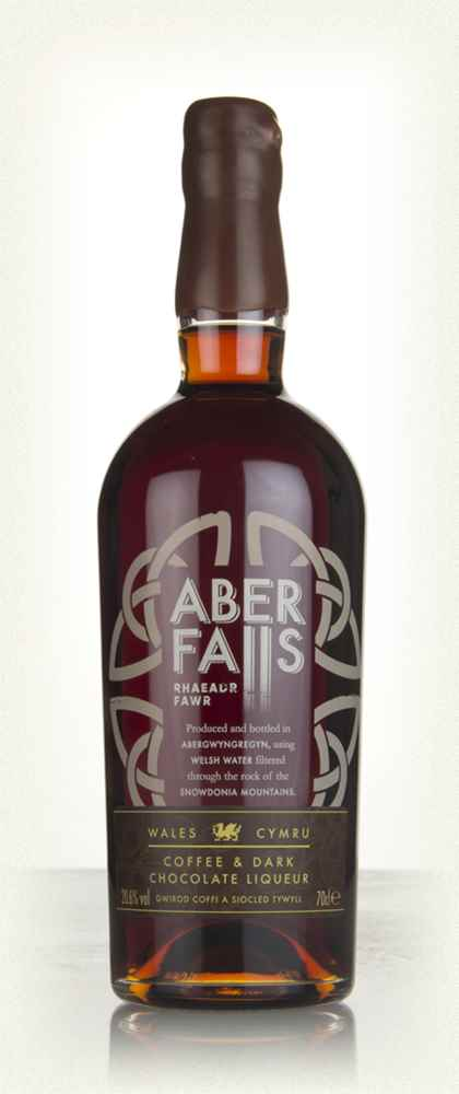 Aber Falls Coffee & Dark Chocolate Liqueur - 70cl