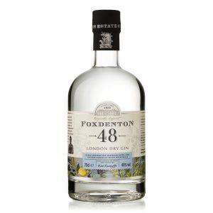 Foxdenton 48 London Dry Gin - 70cl