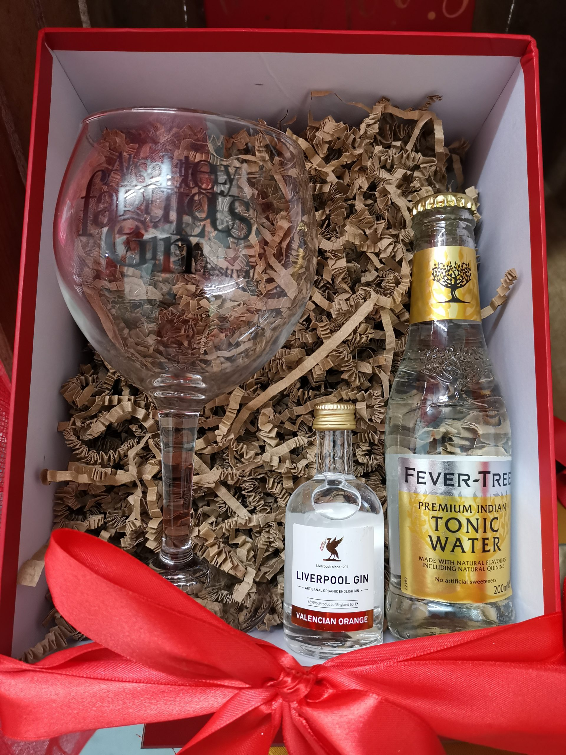 Liverpool Gin Gift Set