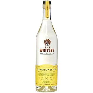 JJ Whitley Elderflower Gin - 70cl