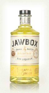 Jawbox Pineapple & Ginger Gin Liqueur