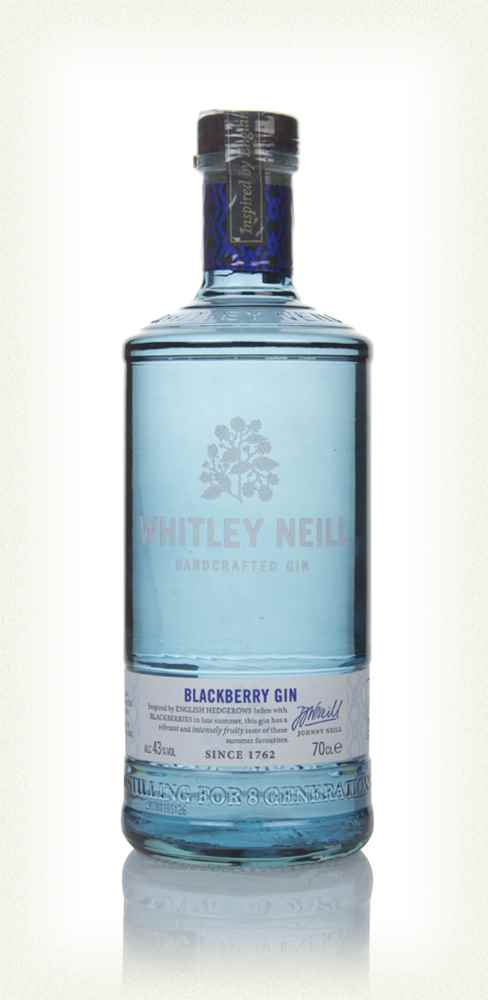 Whitley Neill Blackberry Gin - 70cl