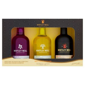Whitley Neill Handcrafted Gin Gift Set 3 x 50ml