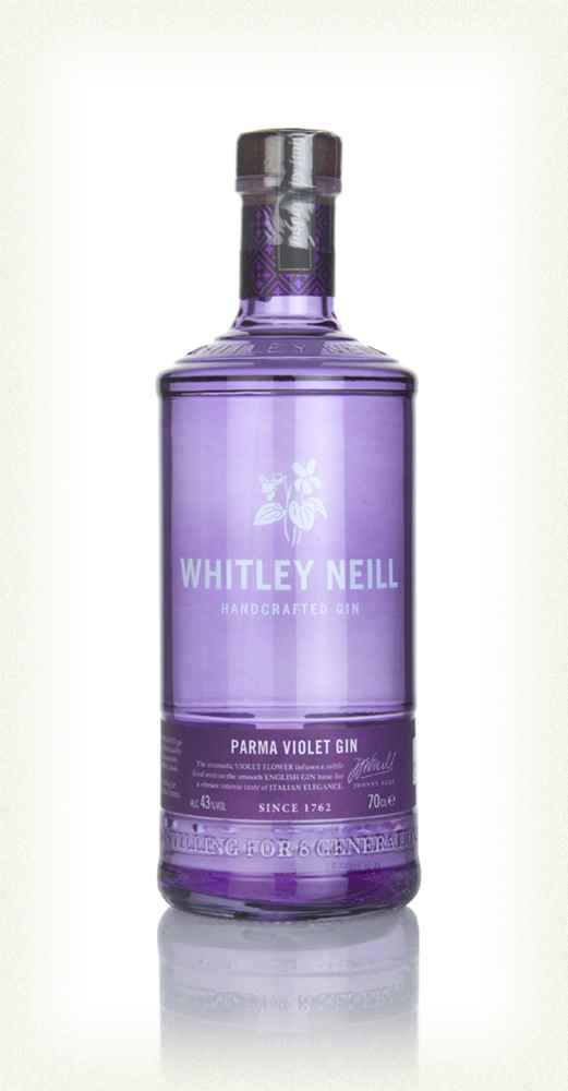 Whitley Neill Parma Violet Gin - 70cl