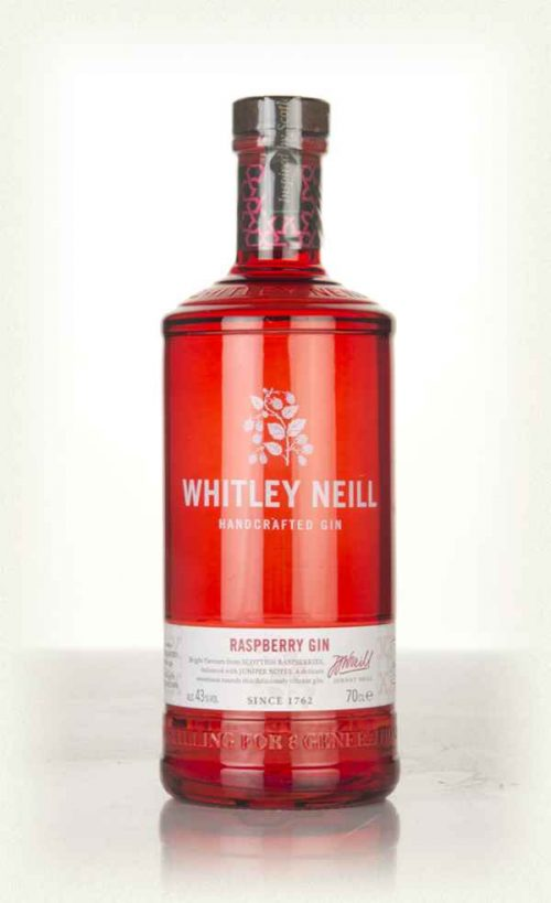 Whitley Neill Raspberry Gin - 70cl