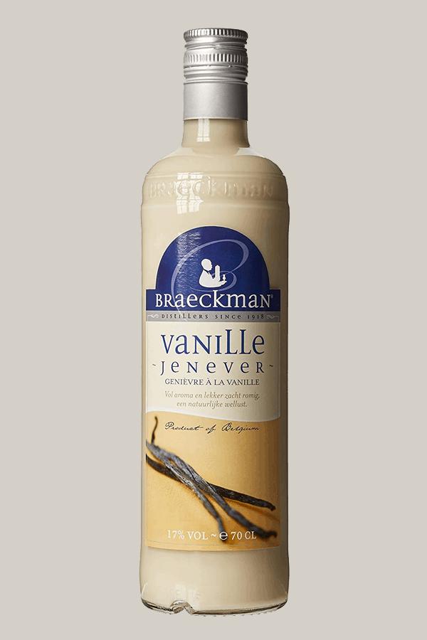 Braeckman Vanilla Jenever Gin - 70cl