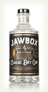 Jawbox Small Batch Gin Classic Dry Gin