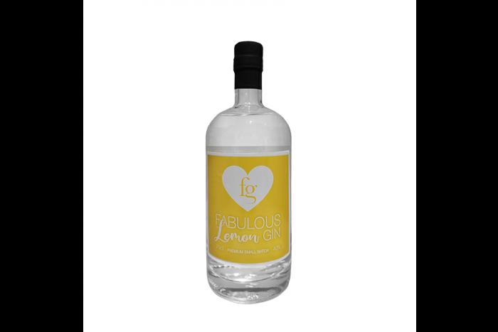 Fabulous lemon Gin
