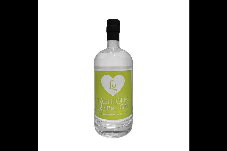 Fabulous Lime Gin
