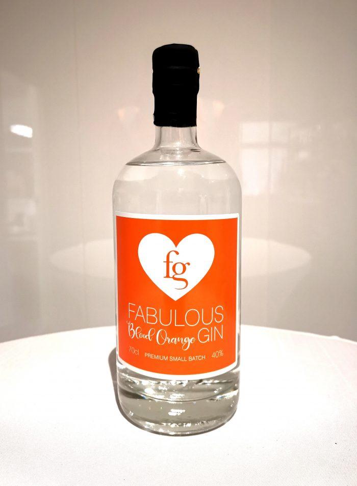 Fabulous Blood Orange Gin
