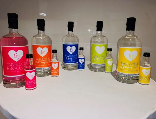Fabulous Gin new flavours added to the range